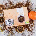 Coffret Infusion Rooibos Mandarine et Orange (Vrac) et son Miel de Nectars