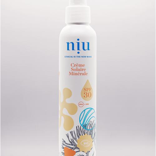 Crème Solaire NIU - SPF30