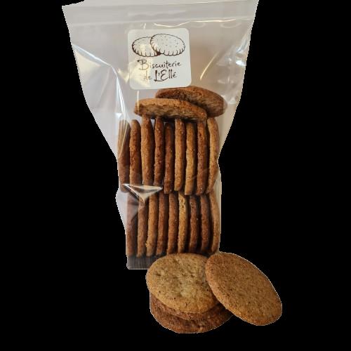 Crackers au blé noir